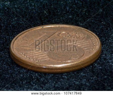 Smallest denomination of the Euro