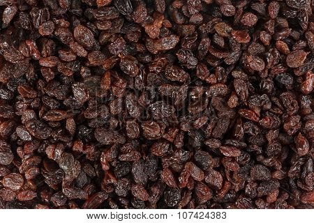 Raisins from above