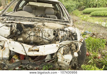 Car Wreck Crash Crush Die Collision Drunk Damage Fix Loss