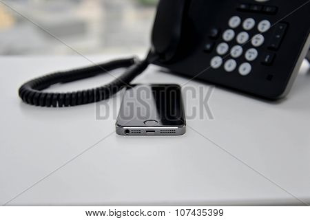 Office Phone And Mobile Phone