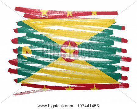 Flag Illustration - Grenada