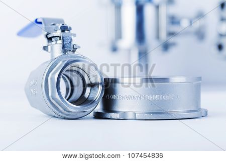 Group 2 Valves, Disco Type Check Valves And Butterfly Valves
