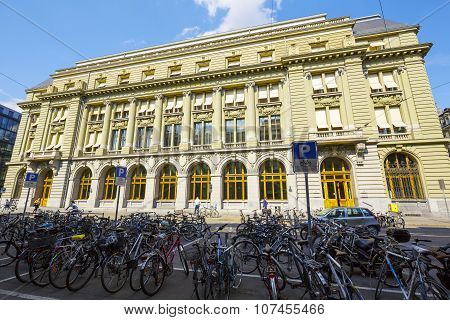 Monumental Architecture In Bern