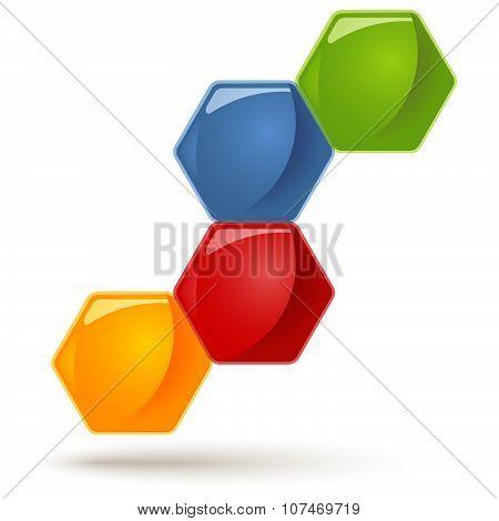 Honeycomb - 4 Options