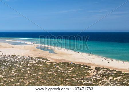 Playas De Sotavento, Fuerteventura