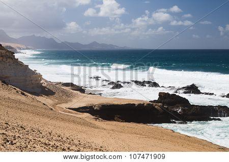 Jandia Northern Coastline, Fuerteventura