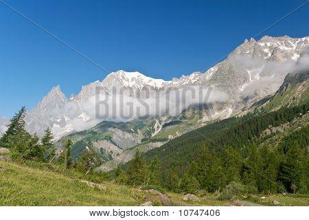 Ferret Valley - Mont Blanc