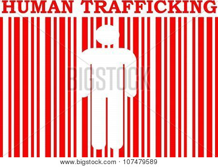 human trafficking relative image