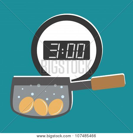 Three Minute Eggs