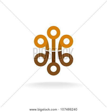 Abstract Tech Logo