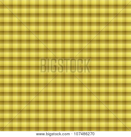 Background Pattern With Yellow Squares