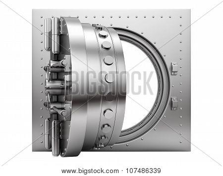 open vault door