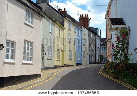 Lyme Regis in Dorset