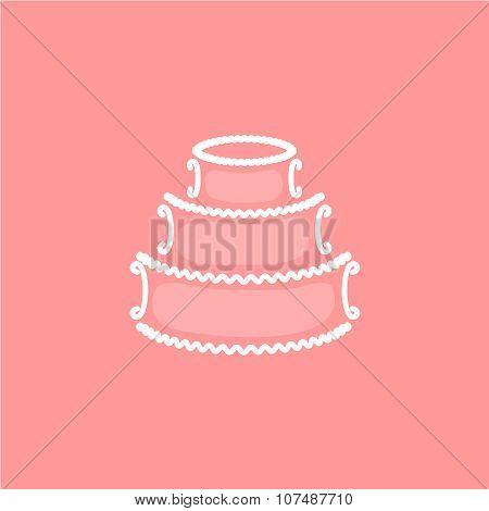 Wedding Cake Logo