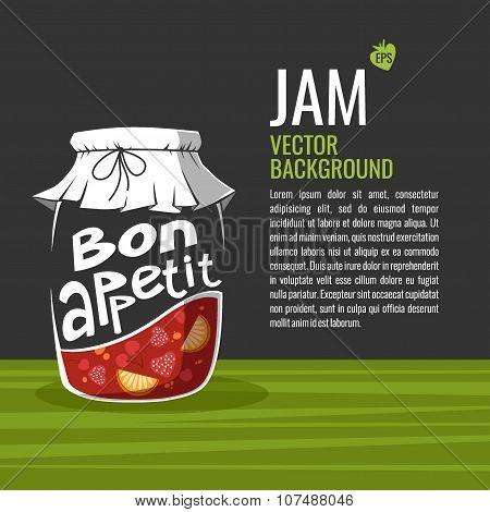 Jar Of Jam.