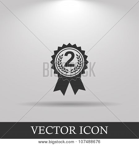 Vector Medallion Icon