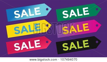 Sale off vector tags banner. Sale vector banners and Sale label icons. Shop discount sale. Free offer, Off banner, promotion, promo, market. Sale vector banners sign. Black friday sale off banners