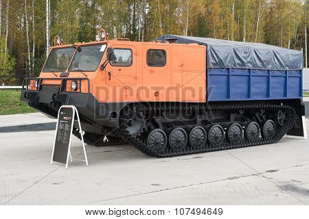 Multipurpose Tracked Chassis Mgsh521M1