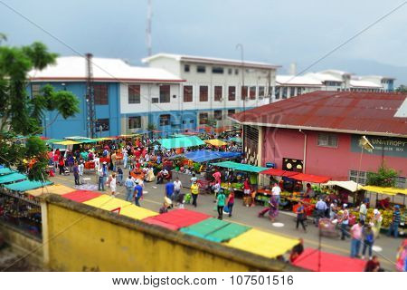 Costa Rica Farmers's Market