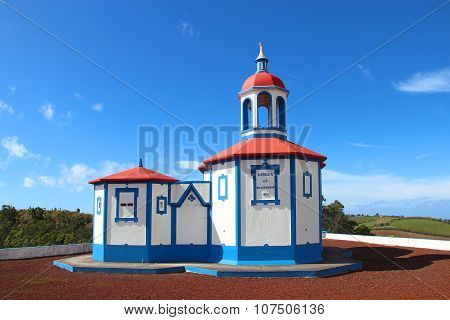 Chapel Of Our Lady Of The Holy Mount, St. Miguel Island, Azores