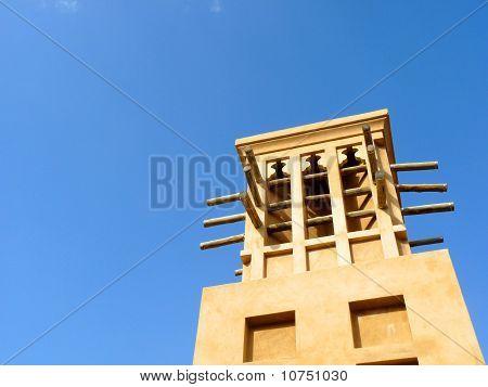 Arabic Wind Tower