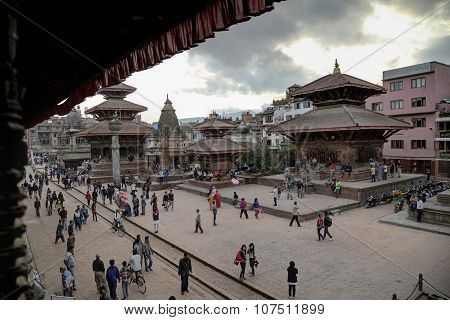 Lalitpur, Patan Durbar Square