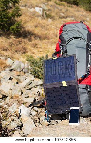 Solar panel.Solar panel.