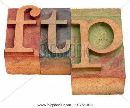 Ftp - File Transfer Protocol