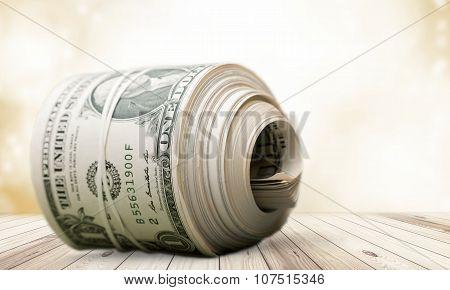Dollar Sign.