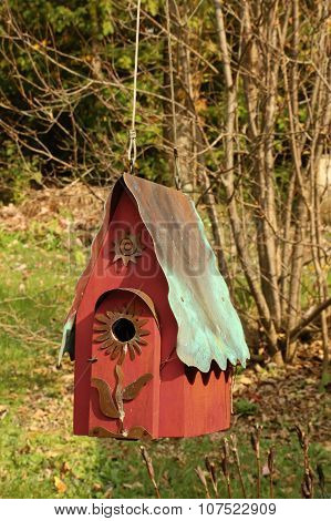The Red Bird House
