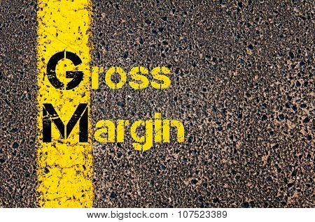 Business Acronym Gm As Gross Margin