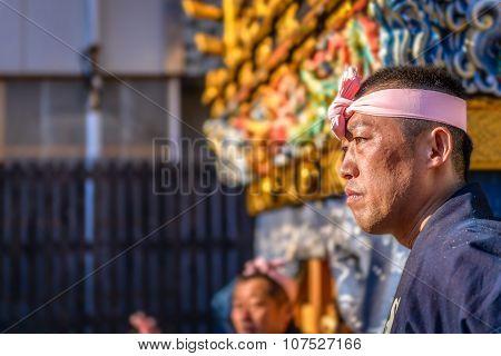 Matsuri man