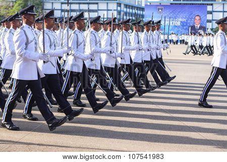 Malaysian Cadet Inspector