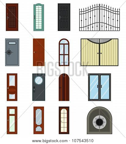 Doors icons set. Doors icons art. Doors icons web. Doors icons new. Doors icons www. Doors icons app. Doors icons big. Doors set. Doors set art. Doors set web. Doors set new. Doors set www
