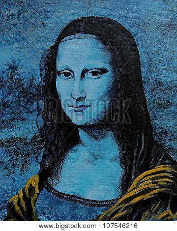 Mona Blue