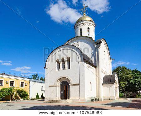 Bogoroditze - Rozhdestvensky Male Monastery, Vladimir, Russia