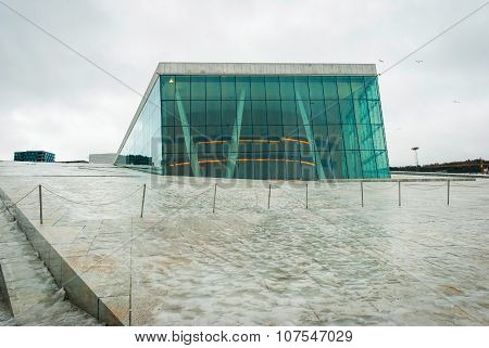 Oslo Opera House, Norway