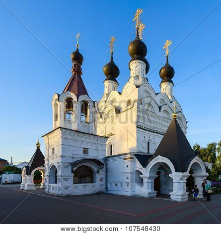 Holy Trinity Convent, Golden Ring Of Russia, Murom