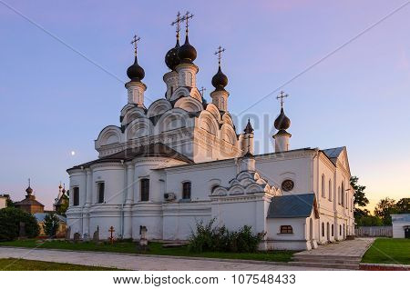 Annunciation Cathedral Of The Holy Annunciation Monastery, Murom, Russia