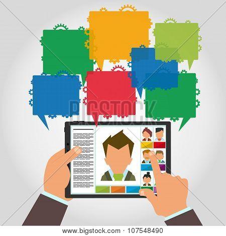 Modern Social Networks