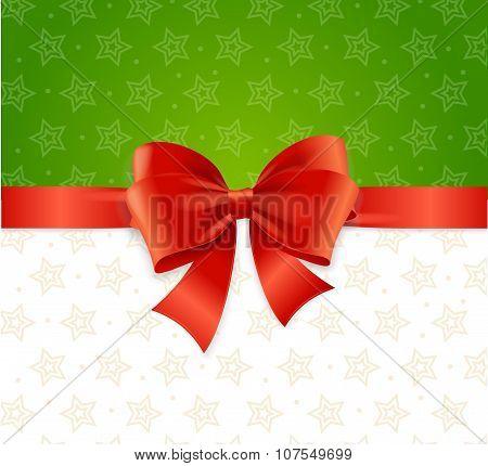 Christmass Background Present. Vector