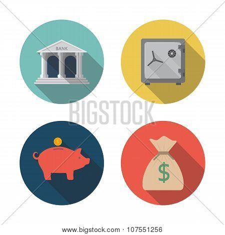 Storing Money
