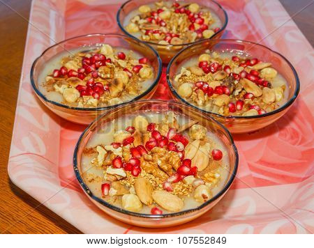 Turkish Dessert Ashura 5
