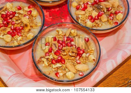 Turkish Dessert Ashura 2