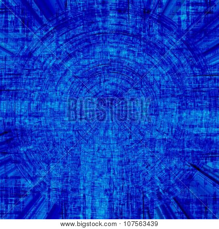blue texture of the grunge bands, abstract background