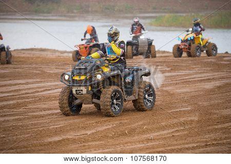 Alexander Kuzmin 19 (quad Boom)
