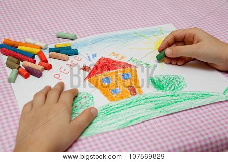 Children's Drawing.