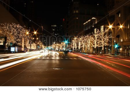 Decorated Street
