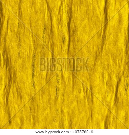 Gold paper for seamless background