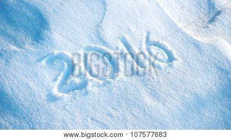 2016 Written In Snow #3
